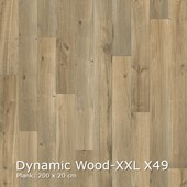 Interfloor Dynamic Wood XXL - Dynamic Wood XXL X49