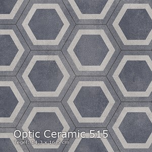 Interfloor Optic Ceramic - Optic Concrete 515